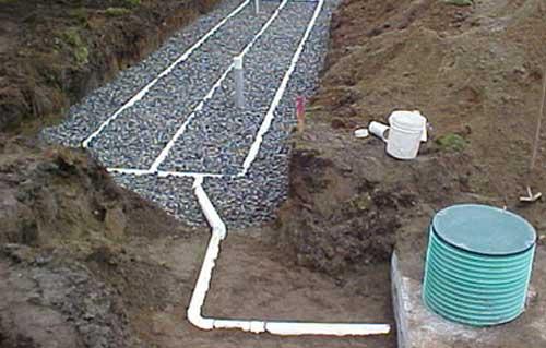 Drain Field Service- repairs, installs Boise Nampa Caldwell